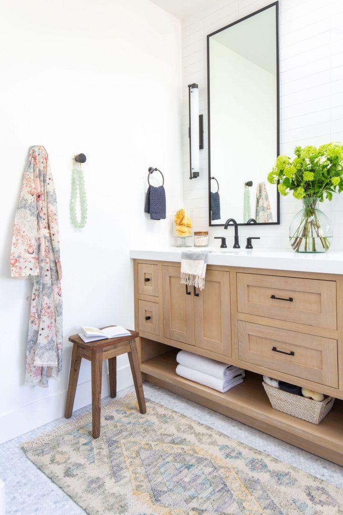 Photo of Secret Combination for the Dream Bathroom – Anita Yokota