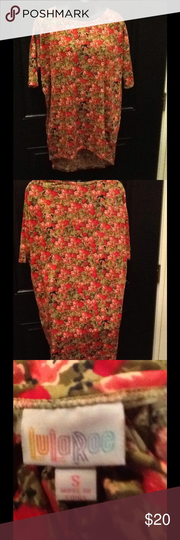 LuLaroe Irma size S Like new, never worn just tried on. LuLaRoe Tops Tunics