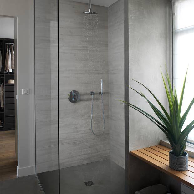 lambris pvc element wood aboutable bois rabot gris. Black Bedroom Furniture Sets. Home Design Ideas