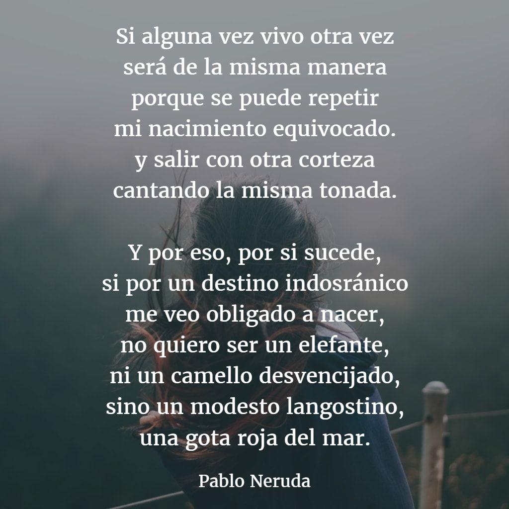 Poemas De Pablo Neruda 9 Poemas Neruda Y Citas De Poesía
