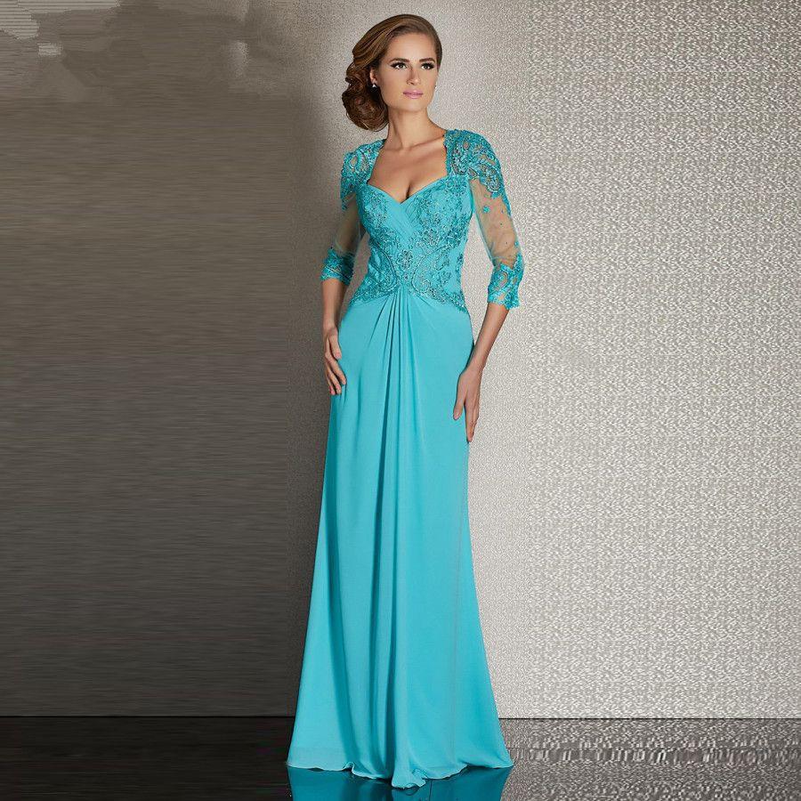 Click image to buy!] Vestido De Madrinha Chiffon Pants Suit Wedding ...