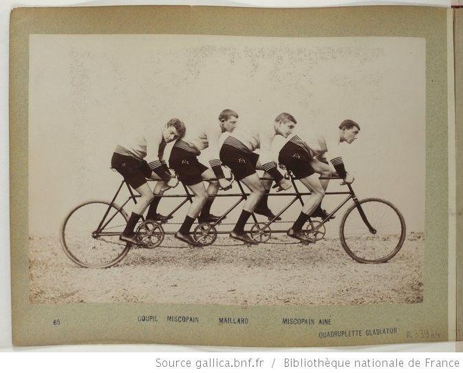 [Collection Jules Beau. Photographie sportive] : T. 1. Années 1894 et 1895 / Jules Beau - 50