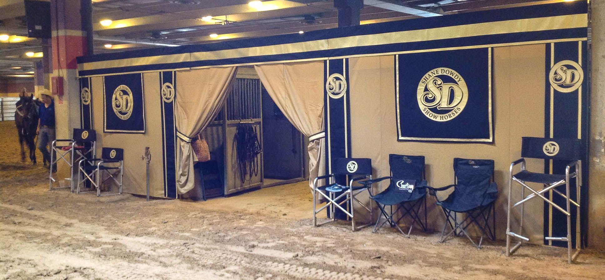 Shane Dowdy Show Horses Horse Stalls Show Horses Horse Stall