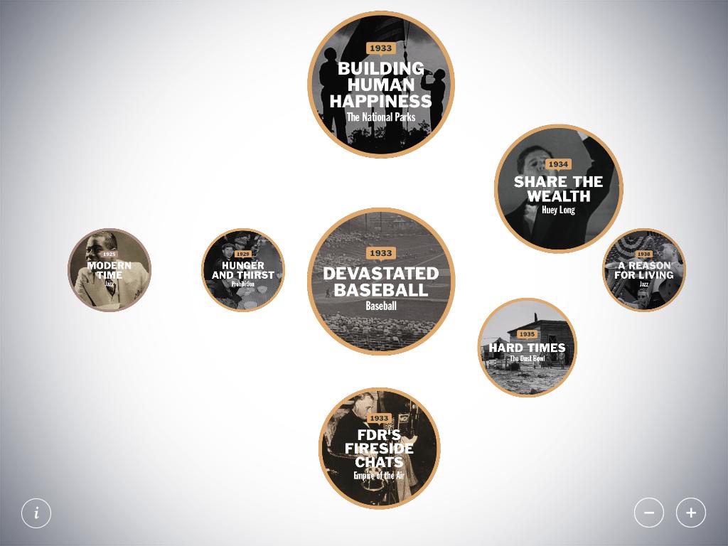 Ken Burns\' New iPad App Turns U.S. History Into Beautiful Mixtapes ...