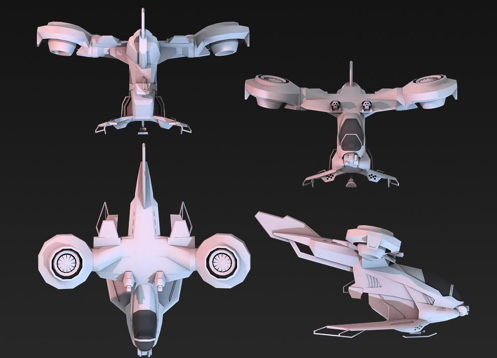 Image result for hornet halo blueprints assignment 3d model vircle - fresh blueprint awards winners