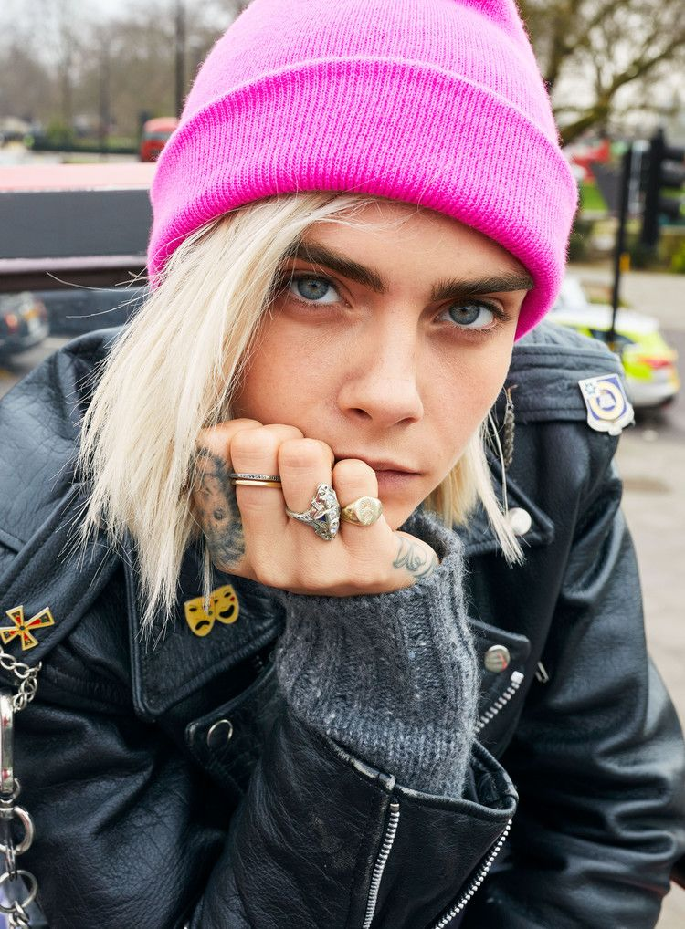 Cara Delevingne on Wanting What You Can't Have — InStyle Cara Delevingne on Wanting What You Can't Have