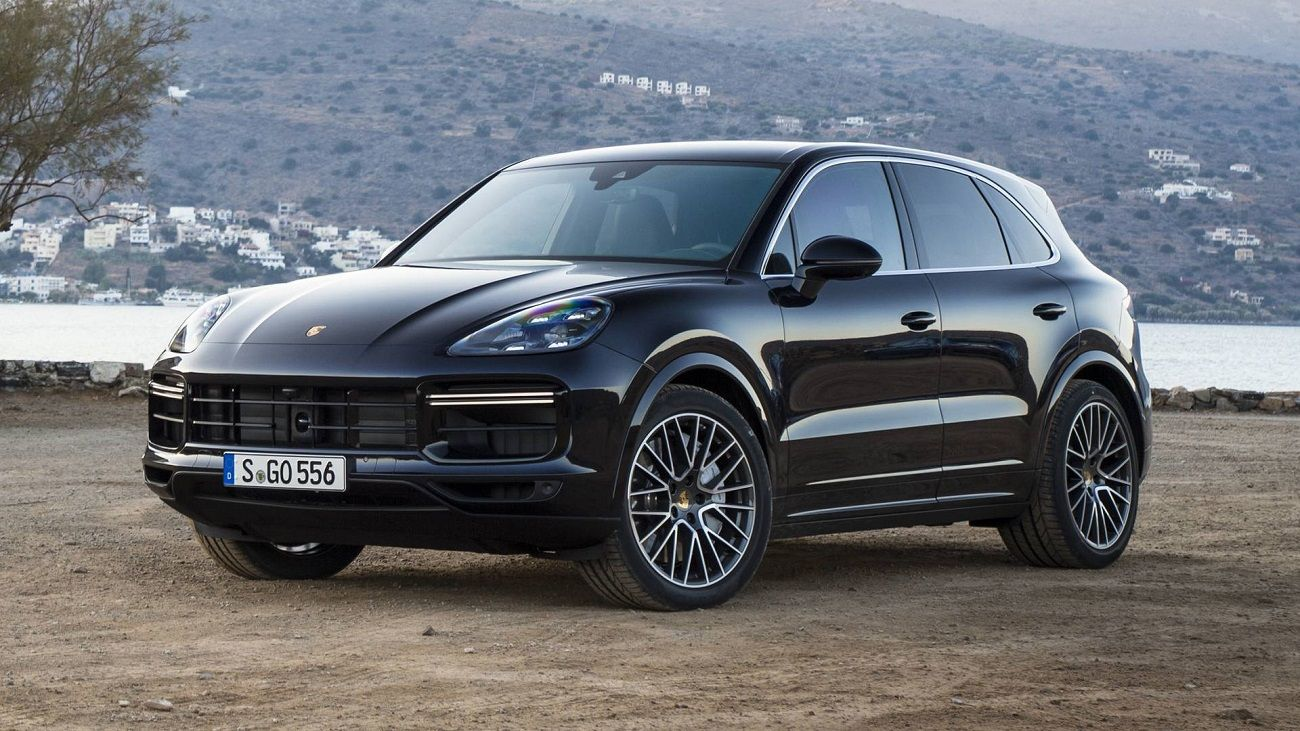 Porsche SUV Model \u0027Cayenne\u0027 To Be Launch In India