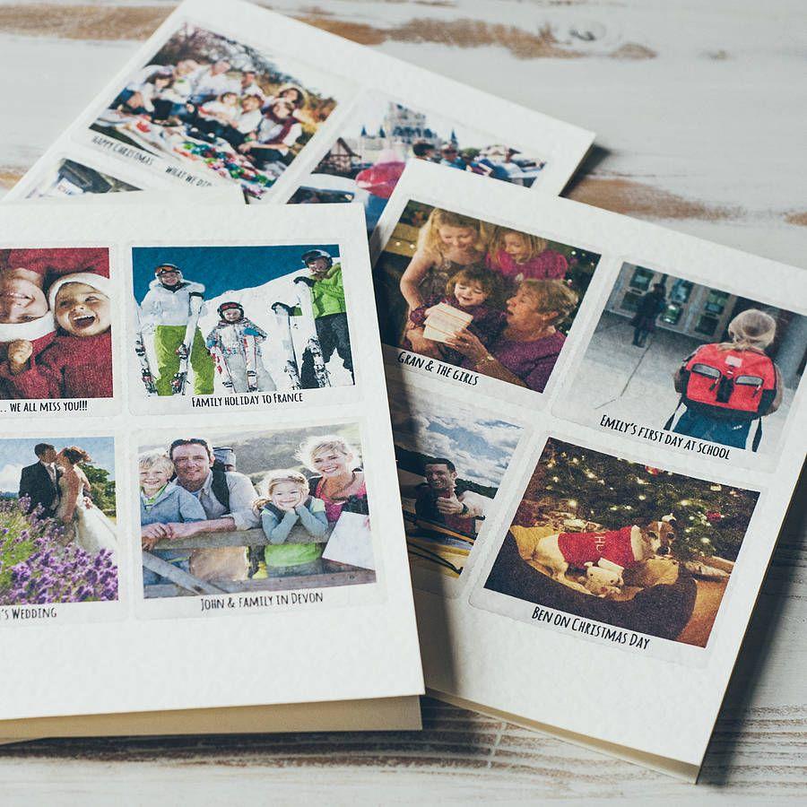Polaroid Christmas Card - Google Search