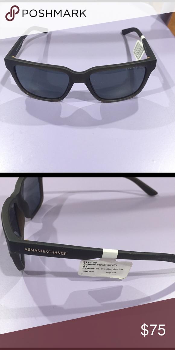 bbb1d43297ca Armani Exchange AX4026S Sunglasses Armani Exchange AX4026S Sunglasses.  Polarized. A X Armani Exchange Accessories Sunglasses