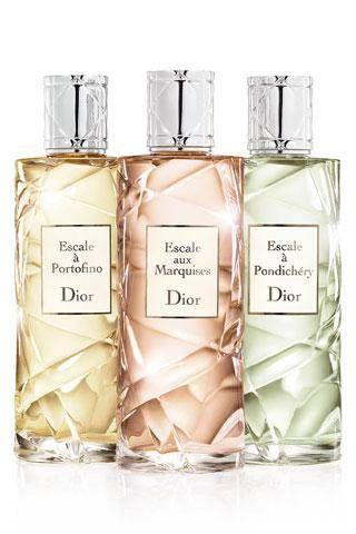 5fcde63bc04 Dior Escales - French perfume fragrance   perfume frances