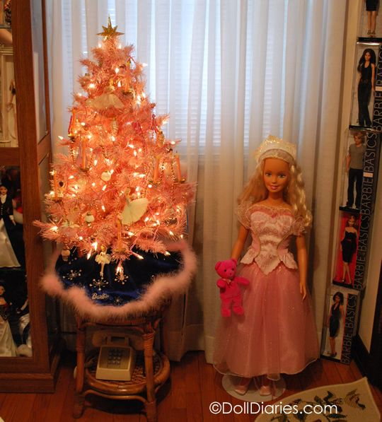 Kay's Amazing Barbie Collection
