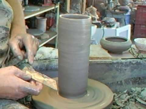 Simon Leach Altered Cylinder Clay Pottery Tools Pottery