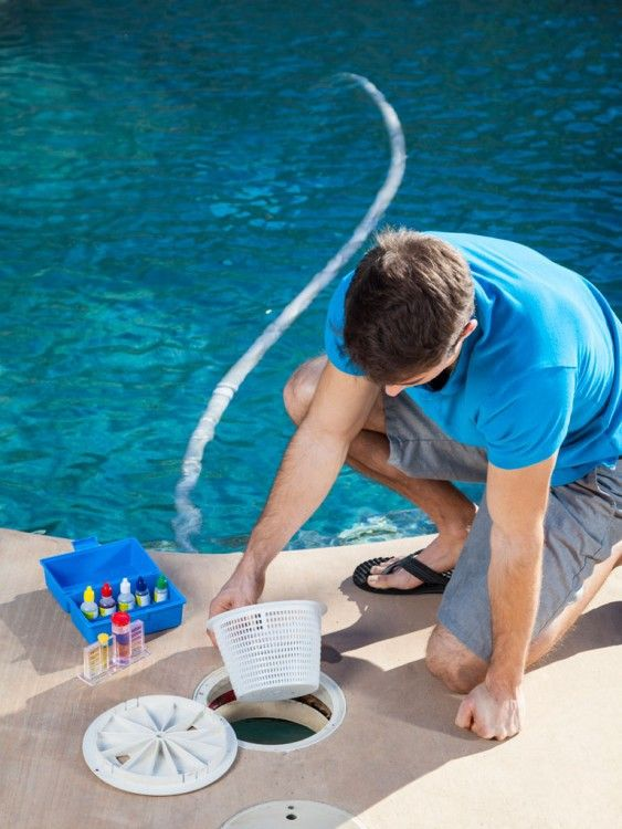 Timely maintenance is a secret to achieve easy #pool maintenance ...