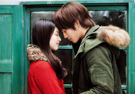 6 Live Action Movie yang di adaptasi dari anime romantis
