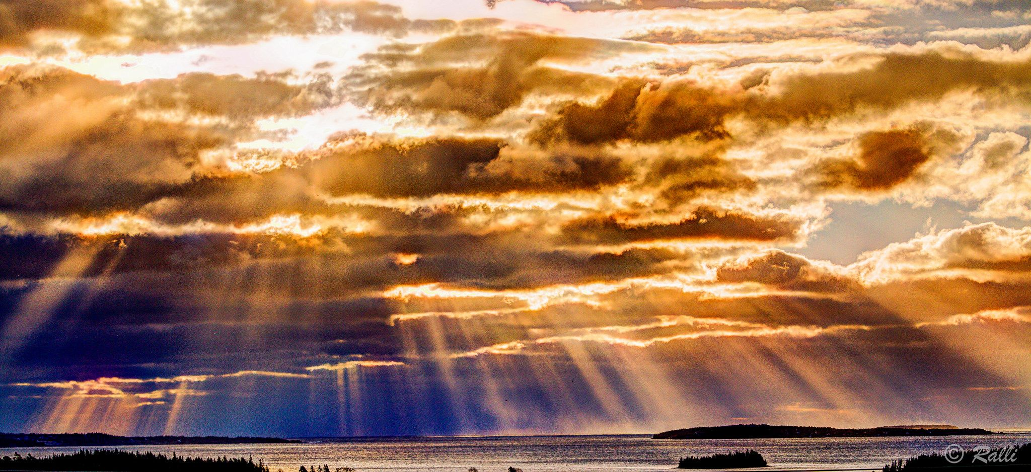 goooood morning Nova Scotia Nova scotia, Scotia, Sky art