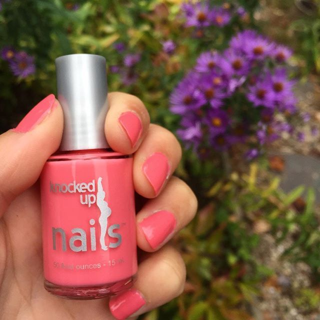 We\'re rocking one of our favorite pinks, Coral Cutie, for Breast ...