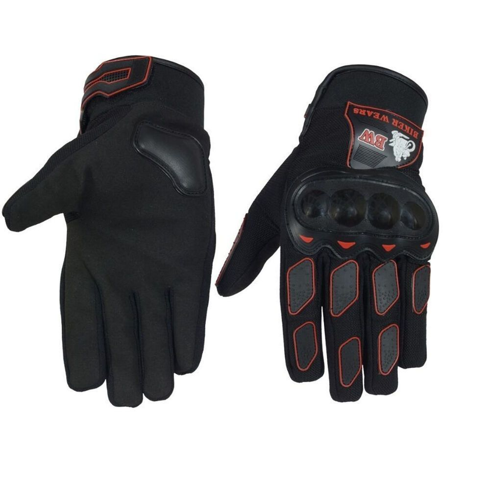 Mens Womens Motorbike Leather Protective Pro Gloves S Gear Riding Protection CE    eBay