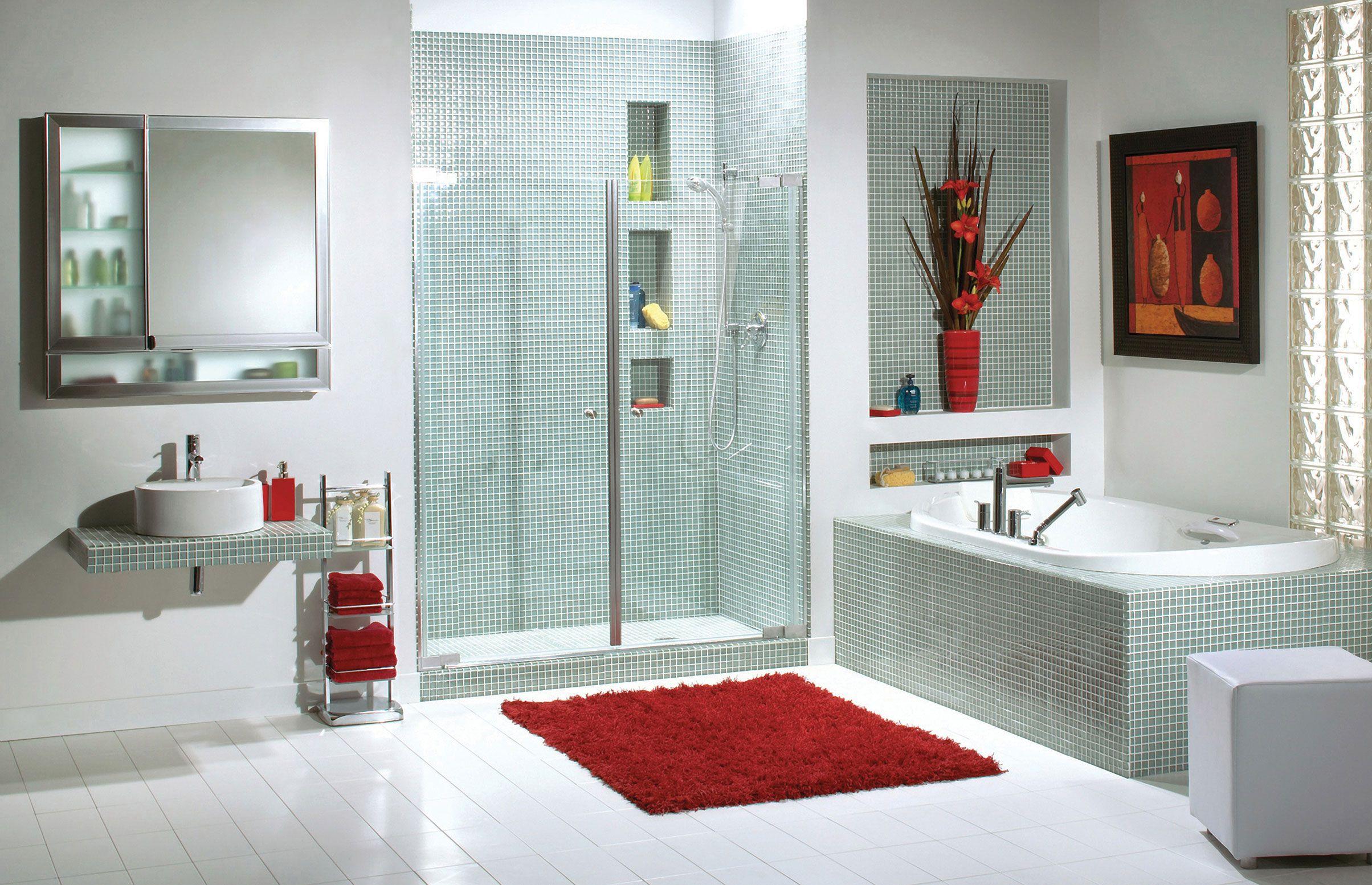 Kleara 2-panel Alcove door - MAAX | Bathroom | Pinterest | Alcove ...