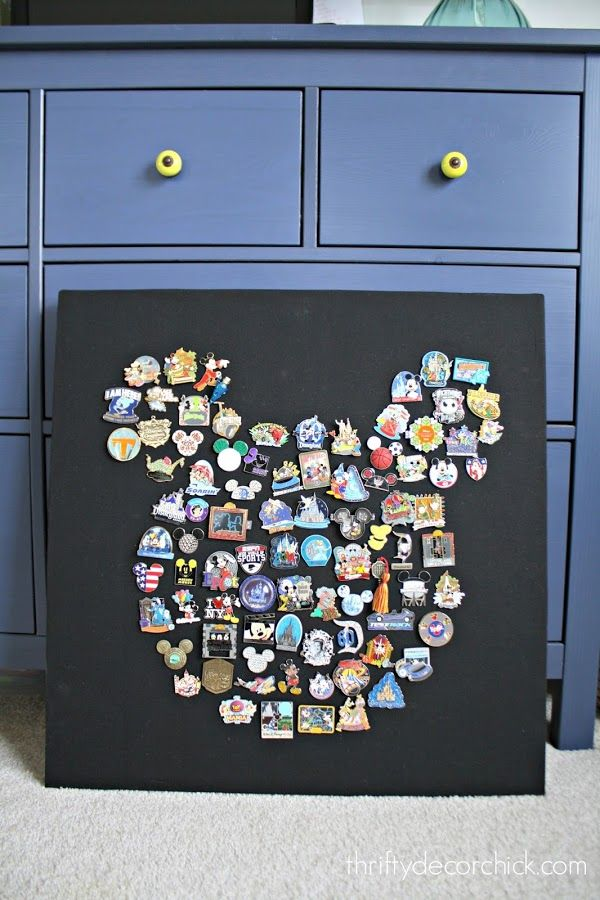 DIY Disney Pin Art | +DIY Awesome Ideas | Pinterest ...