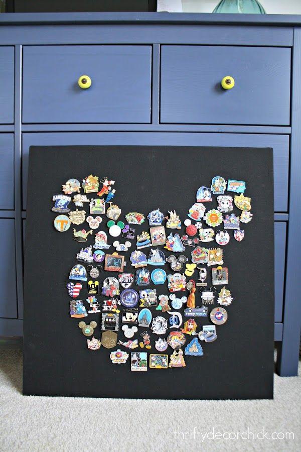 DIY Disney Pin Art   +DIY Awesome Ideas   Pinterest ...