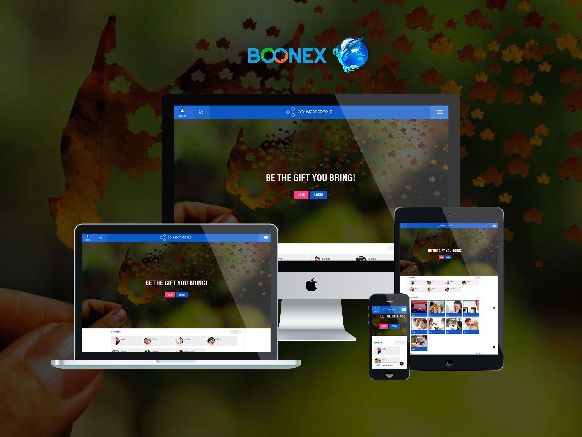 Lovely Talk - boonex dolphin | Boonex dolphin themes | Pinterest