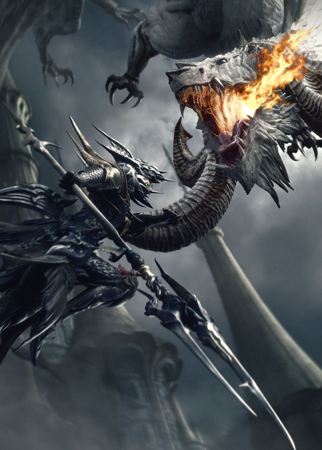20+ Ffxiv Realm Reborn Dragoon Pictures and Ideas on STEM