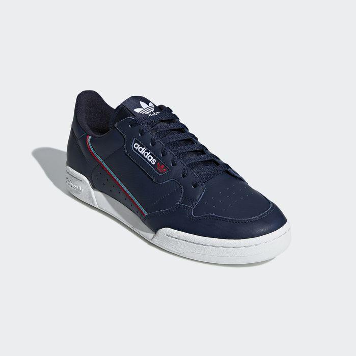 wholesale dealer 4cfbd ee03d Continental 80 Shoes Collegiate Navy 13.5 Mens Blue Adidas, Stripes, Navy,  Blue Shoes