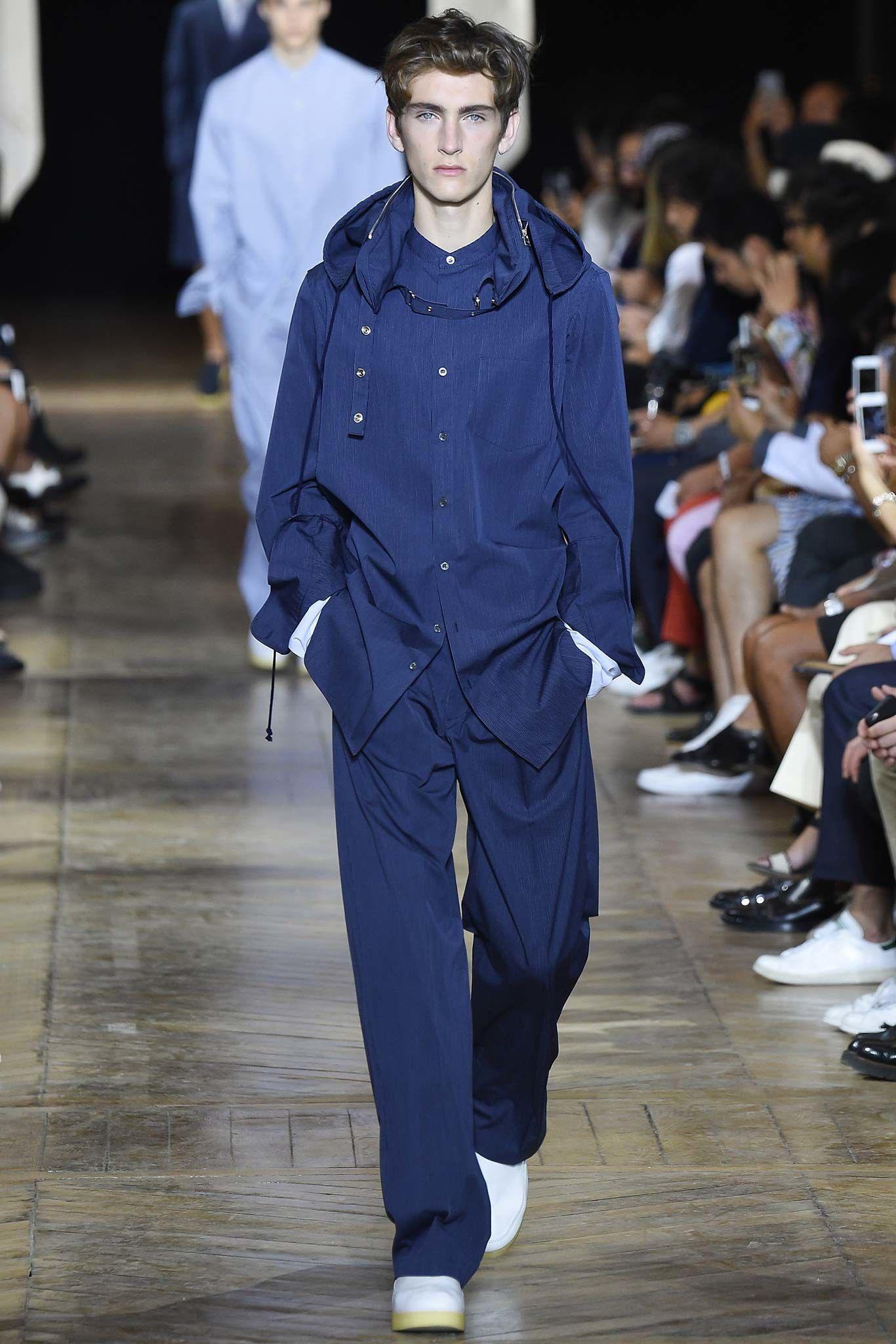 1a51b485 3.1 Phillip Lim Spring 2016 Menswear Fashion Show in 2019 | men's ...