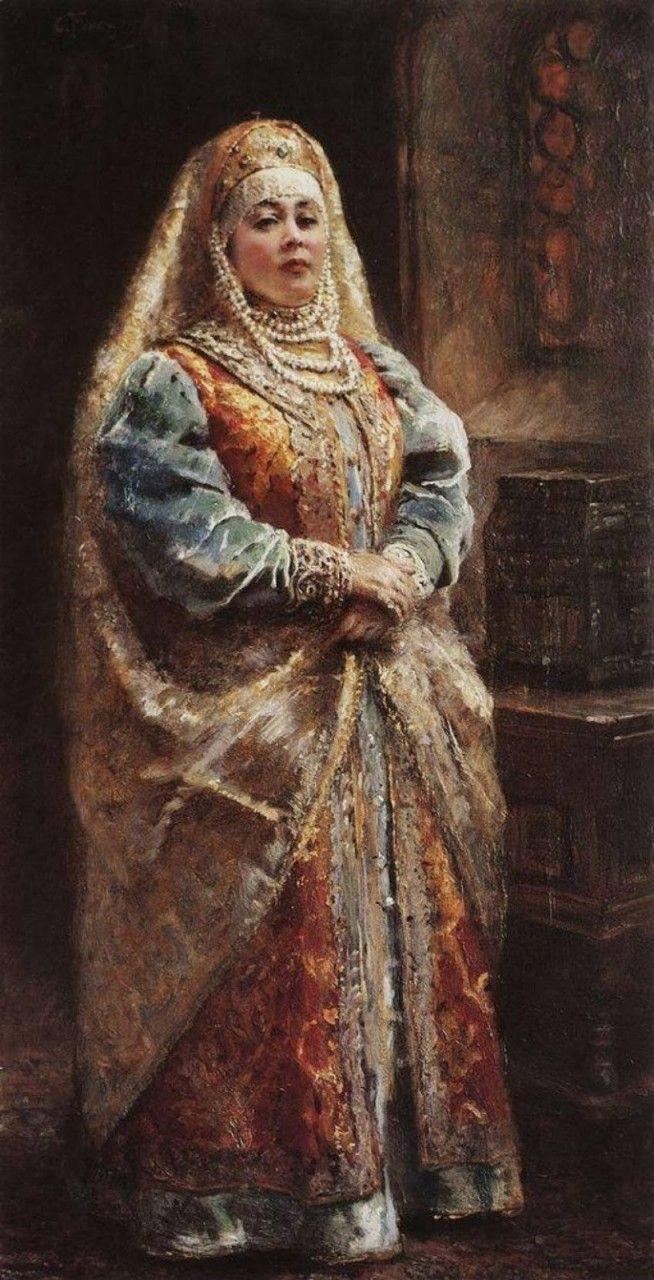 Русские боярышни картинки, картинки