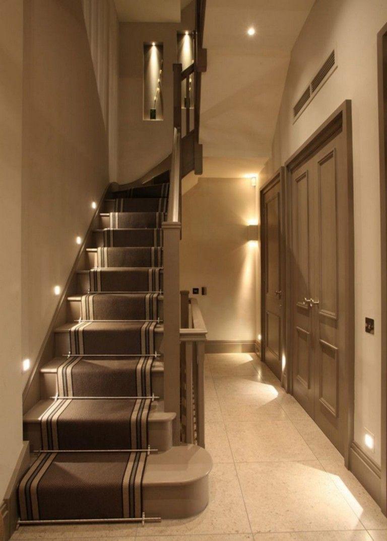 10 Marvelous Staircase Lighting Design Ideas For Your Home Staircase Staircasedesign Staircasedecor Staircase Lighting Ideas Interior Stairs Stair Lighting