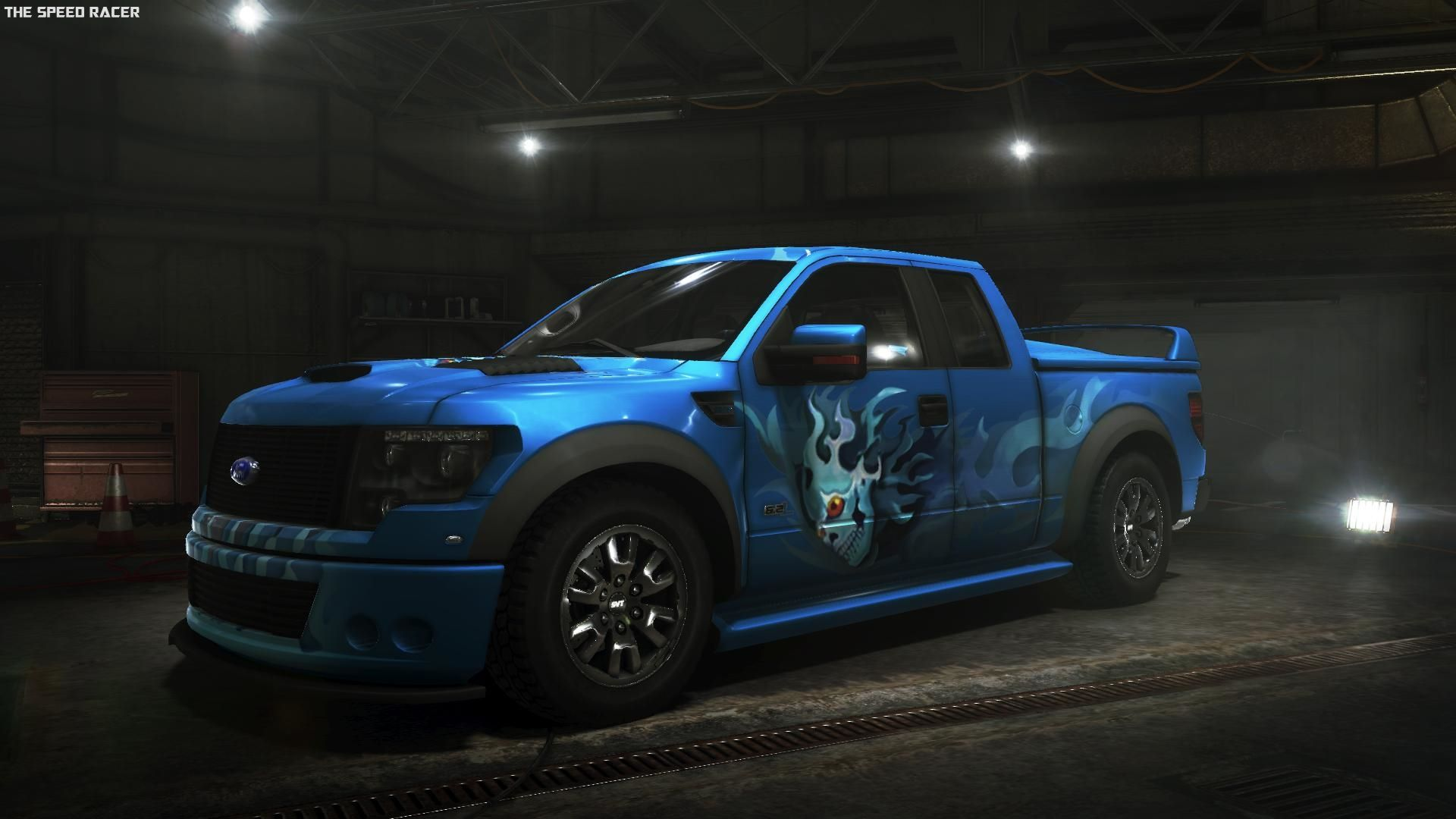 Ford f 150 svt raptor 2010 street spec game the crew some