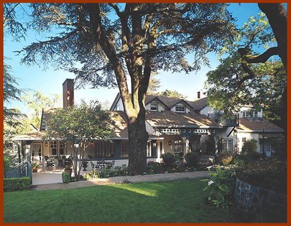 Gerstle Park Inn A Boutique Hotel In San Rafael California