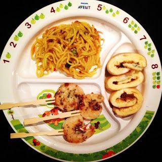 Easy toddler food