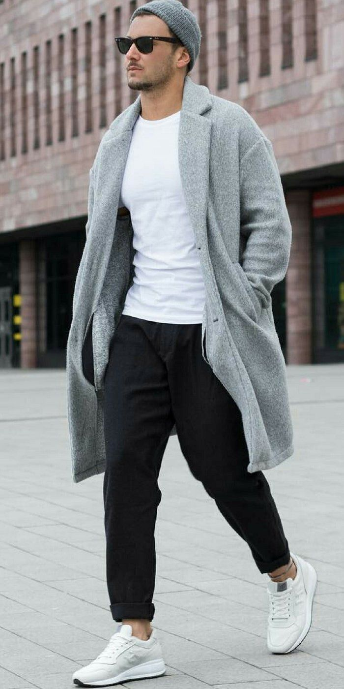 Men's Fashion 10 Sharp Fall Outfit Ideas For Men in 2020