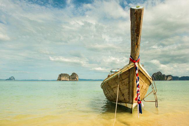 Koh Ngai, Ko Lanta, Thailand
