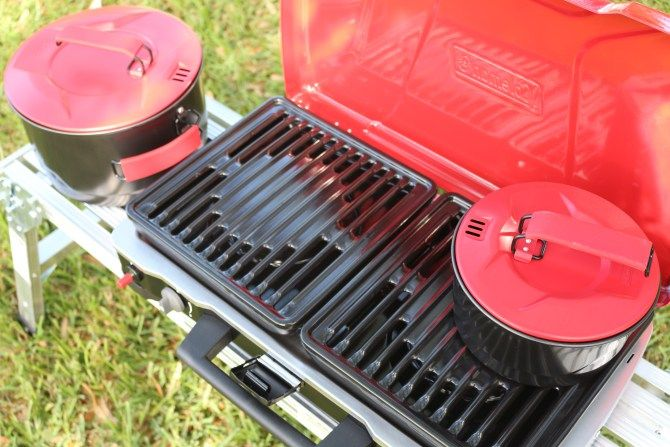 Camping in style with Coleman. Are you ready for summer?