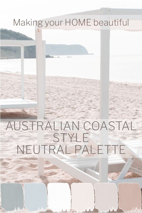 Photo of Australian Coastal Style – 7 steps to achieve this look