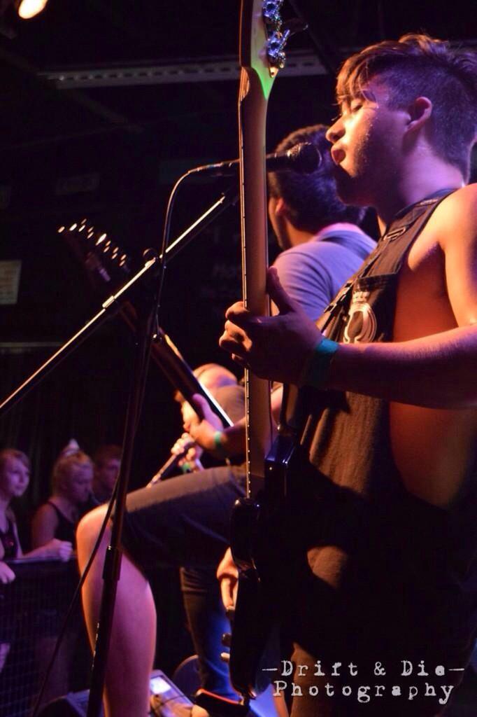 Curses Music Over Matters Tour Garage Center Burnsville Mn