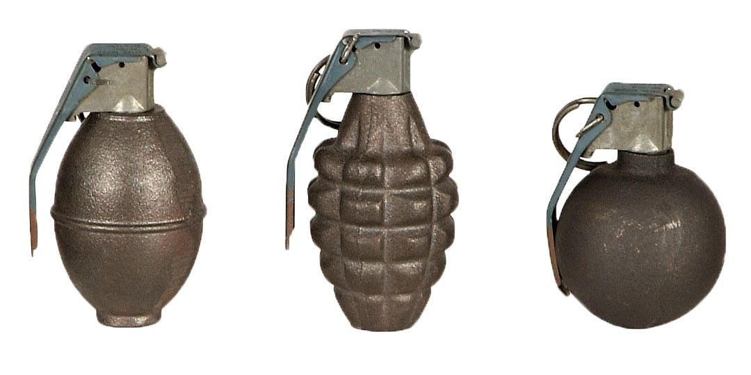 Dummy Pineapple Grenade 2992 Hand Grenade Grenade Tactical Gear Survival