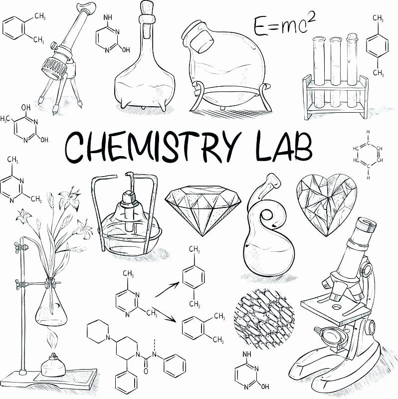 Free Science Coloring Worksheets Lovely Chemistry Coloring Pages Imwithphil Color Worksheets Science Worksheets Chemistry Labs