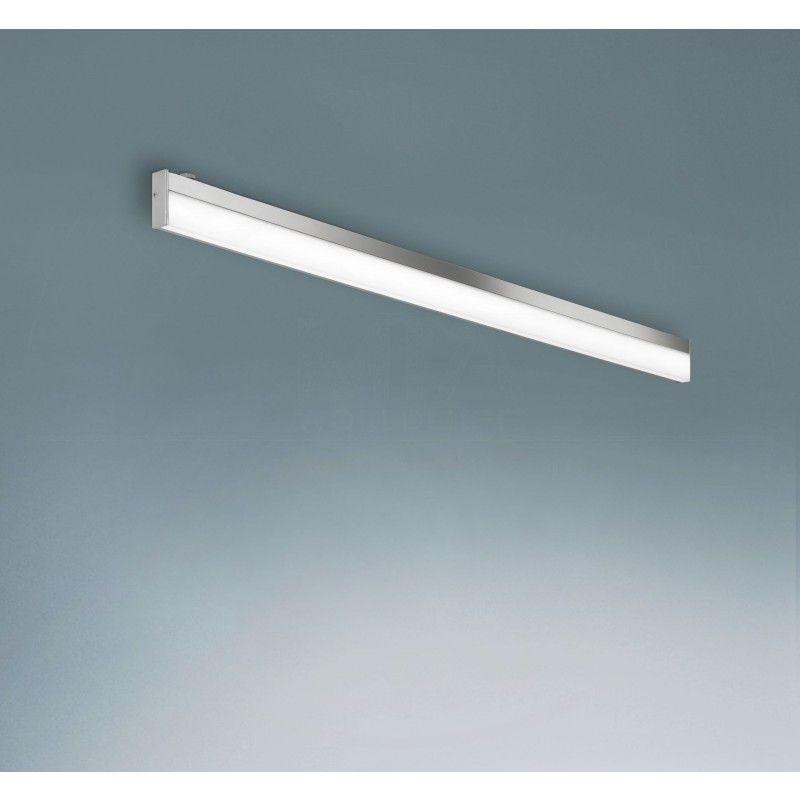 LED Miroir Moderne/ Chrome/ Salle de bains Éclairage miroir ...
