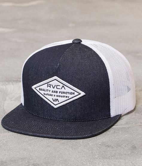 b97fb6f456c RVCA+Basic+Balance+Trucker+Hat