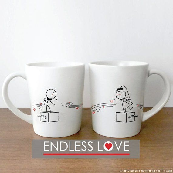 Funny Wedding Gift Wedding Mugs Bridal Shower Gift Engagement