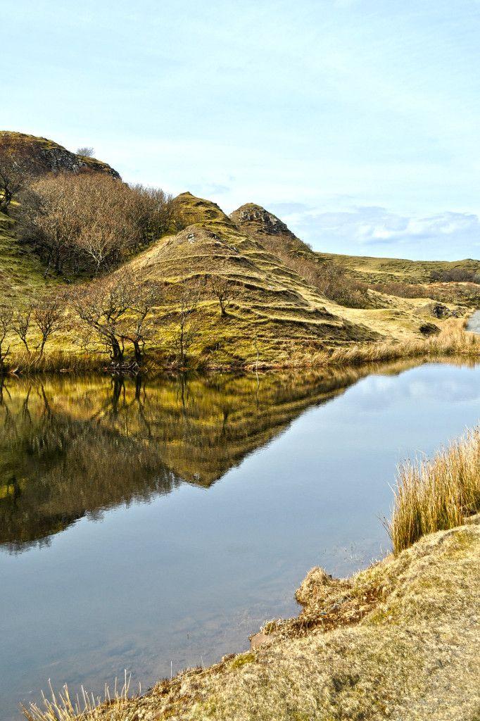 Isle of Skye - Faerie Glen