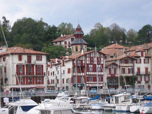 St. Jean de Luz in Basque Country
