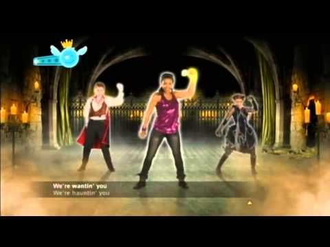 Just Dance: Disney Party China Anne McClain - Calling All the Monsters  [Full Song]ant farm disney channle direct 290