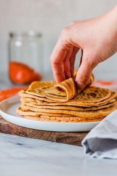 Proteinreiche Linsen Tortillas | Veggie Jam #meals