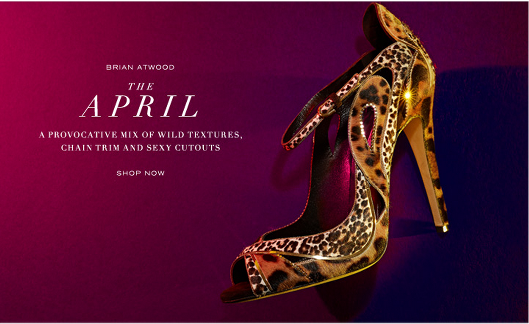 The April by Brian Atwood