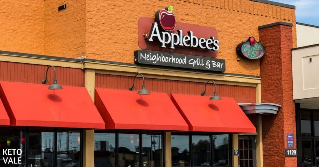 Applebee's Low Carb Options What to Eat and Avoid on Keto