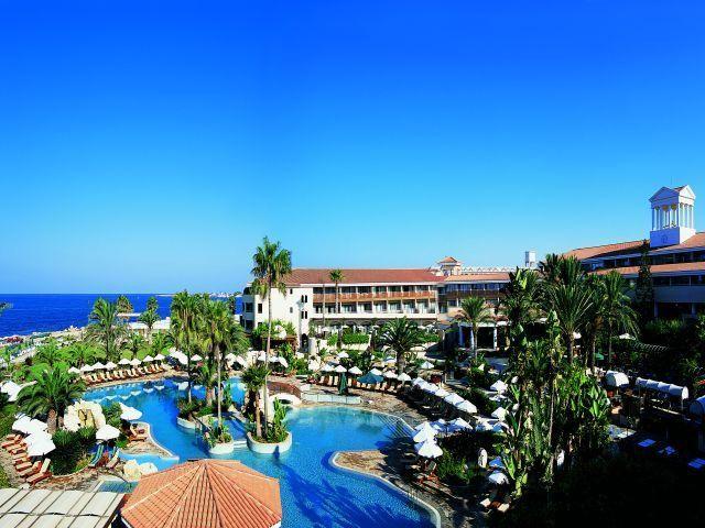 Amathus Beach Hotel Paphos Cyprus